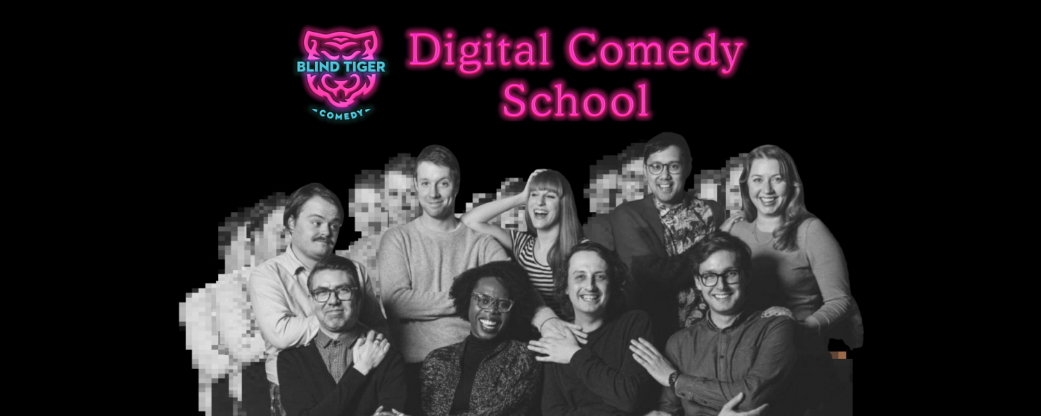 Blind Tiger Digital Comedy School Faculty